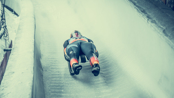 Keine Fragen offen ließen in Oberhof auch die BSD-Damen: Natalie Geisenberger sicherte sich Platz eins, mit zweimal Bahnrekord und über zwei Zehntel Vorsprung auf den zweiten Rang. (Foto: ManLV)