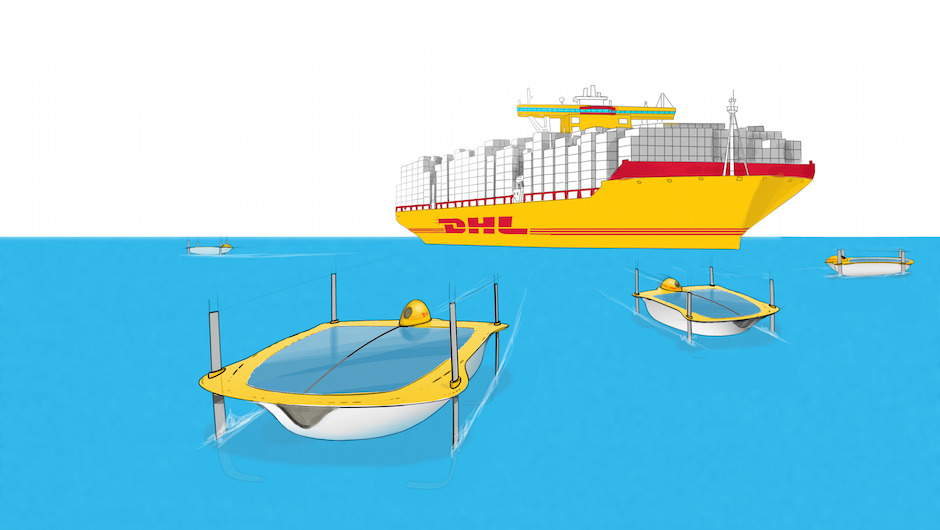 Designers envision DHL leading the way