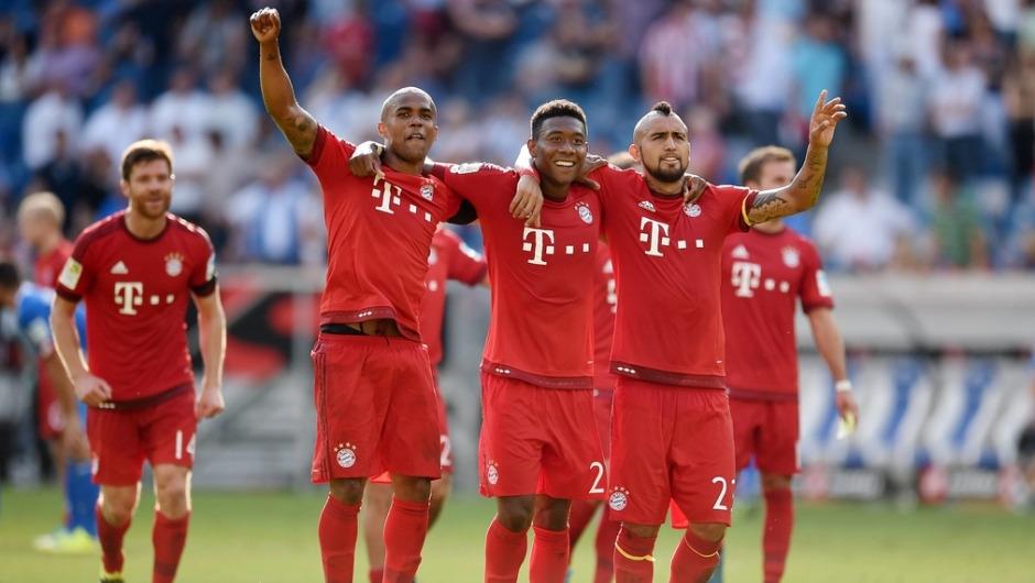 Fc Bayern Gegen Juventus