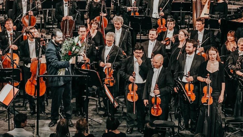 Gewandhausorchester in Riga